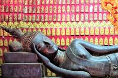 Templo budista - Laos