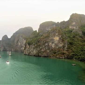 Mirante da Sung Sot Cave.