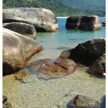 Piscinas naturais do cachadaço - Foto do site Trindade Pousadas