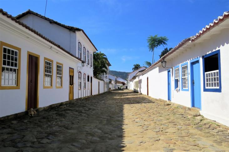 Casas no centro histórico