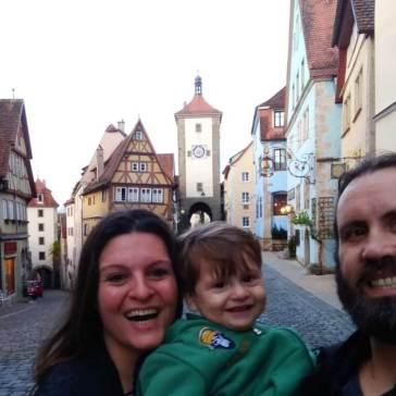 Retrato de família na Plönlein