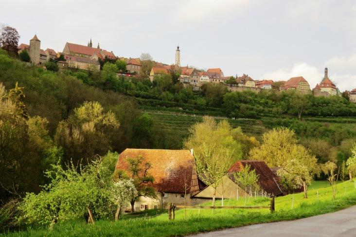Cidades medievais preservadas