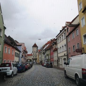 Portão medieval de Landsberg am Lech