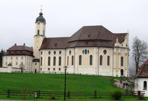 Wieskirche em Steingaden