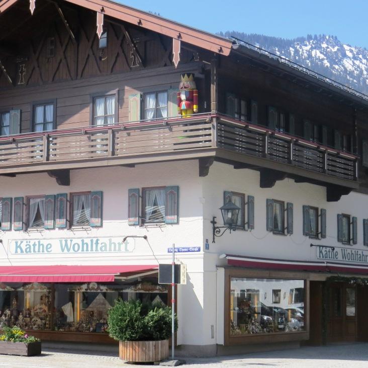 Käthe Wohlfahrt, filial da loja de artigos natalinos