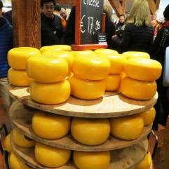 Queijo tradicional da queijaria Catharina Hoeve.